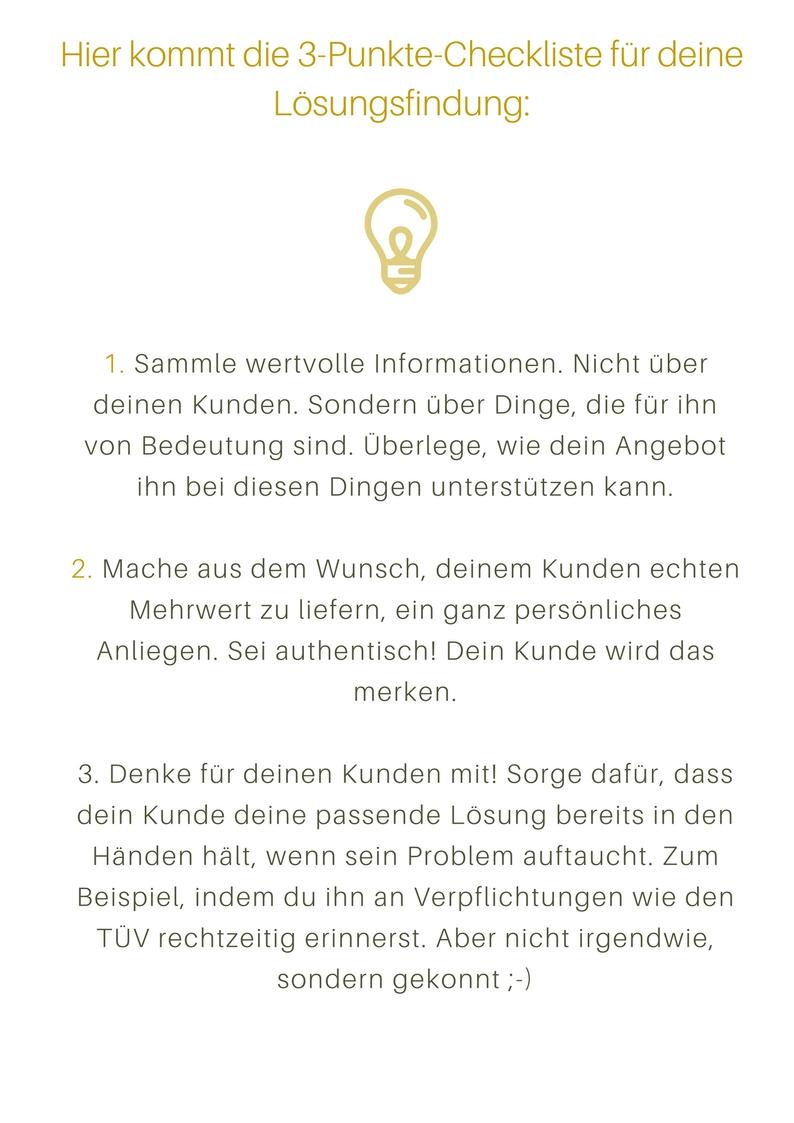 Warum Deine Kunden Dein Angebot Nicht Brauchen Anne Schulz Die